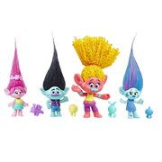 Trolls Small Troll Town Collectible Figures Wave 6 Case