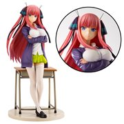The Quintessential Quintuplets Nino Nakano 1:8 Scale Statue