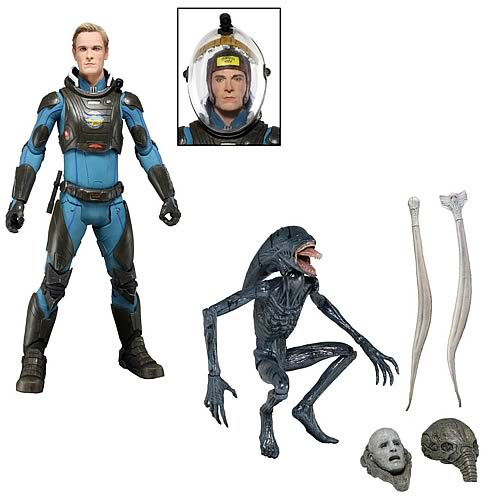 Prometheus Series 2 Action Figure Set