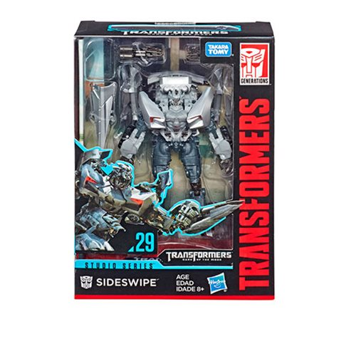 Transformers Studio Series Deluxe Transformers: Dark of the Moon Sideswipe
