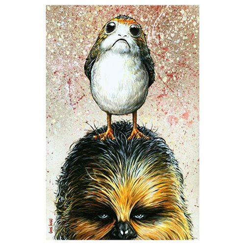 Star Wars Odd Couple by Craig Skaggs Lithograph Art Print