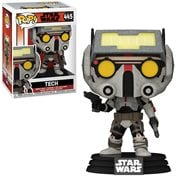 Star Wars: The Bad Batch Tech Pop! Vinyl Figure