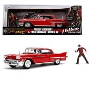 Hollywood Rides Nightmare on Elm Street 1958 Cadillac with Freddy Figure