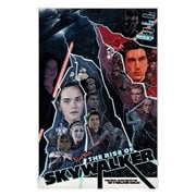 Star Wars: The Rise of Skywalker Who Will Rise by J.J. Lendl Lithograph Art Print