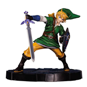 The Legend of Zelda: Skyward Sword Link 10-Inch Statue