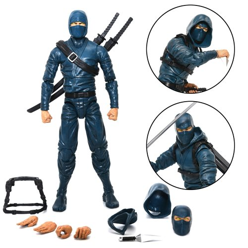 Articulated Icons Clan of Dusks Embrace Ninja 6-Inch Action Figure