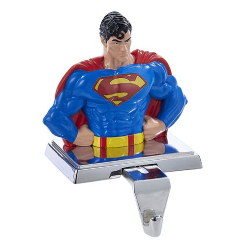 Superman Stocking Holder