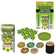 Teenage Mutant Ninja Turtles Classic Adventure Bones Dice Game