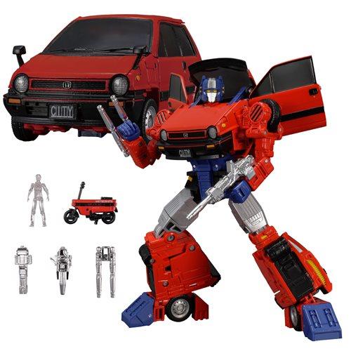 Transformers Masterpiece Edition MP-54 Reboost