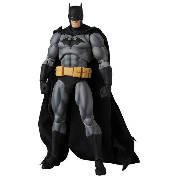 Batman Hush Black Costume Version Mafex Batman Action Figure Entertainment Earth