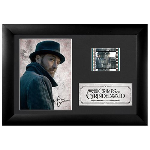 Fantastic Beasts: The Crimes of Grindelwald Series 1 Mini Film Cell