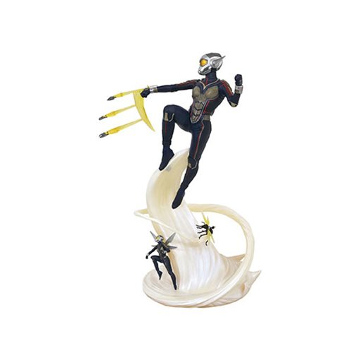 Marvel Movie Milestones Ant-Man and Wasp Resin Statue