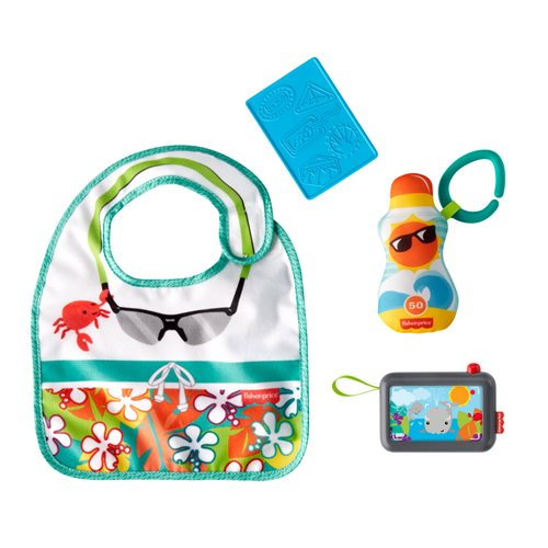 Fisher-Price Tiny Tourist Gift Set