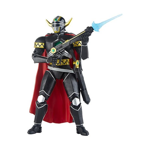 Power Rangers Lightning Collection Lost Galaxy Magna Defender 6-Inch Action Figure