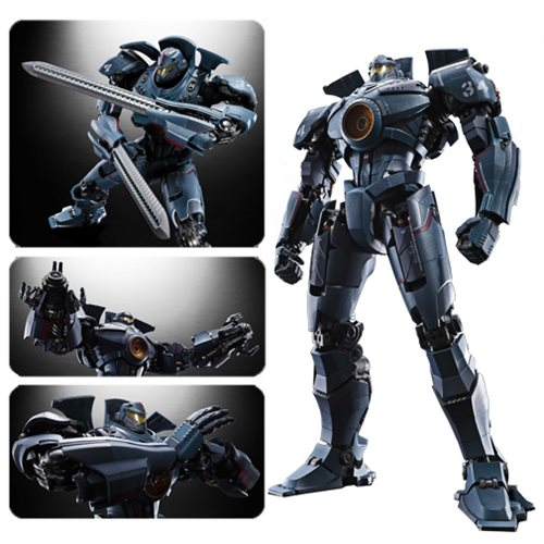 Pacific Rim: Uprising GX-77 Gipsy Danger Soul of Chogokin Die-Cast Metal Action Figure