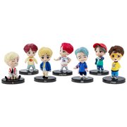 BTS Mini Vinyl Figure Set