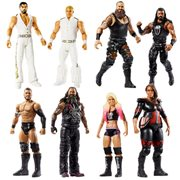 WWE Basic Series 54 Action Figure 2-Pack Case
