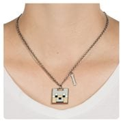 Minecraft Wolf Necklace