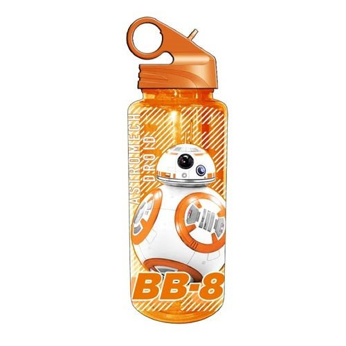Star Wars: Episode VII - The Force Awakens BB-8 Orange 25 oz. Stainless Steel Water Bottle