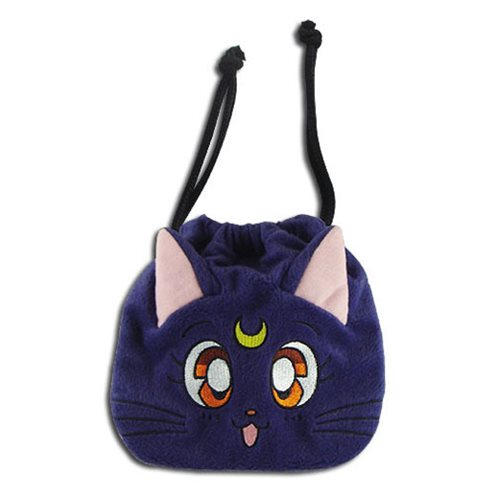Sailor Moon Luna Drawstring Pouch