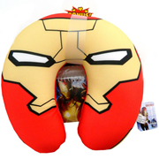 Iron Man Comfy Pillow and Journal