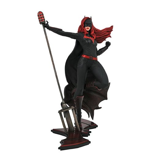 DC TV Gallery Batwoman Statue