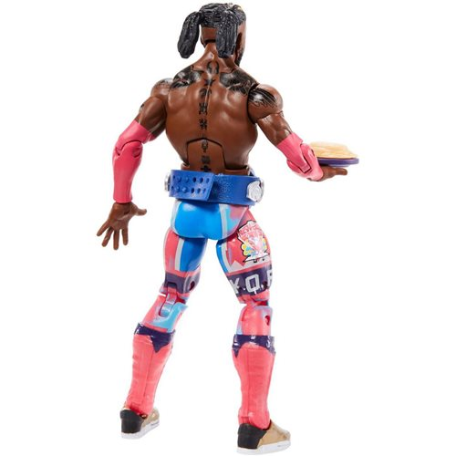 WWE Kofi Kingston Elite Series 78 Action Figure