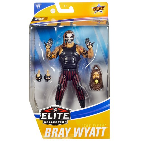 WWE Bray Wyatt Elite Series 77 Action Figure