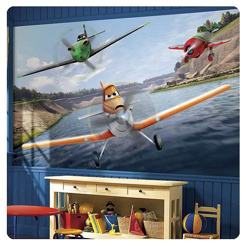Disney Planes Full Wall Mural