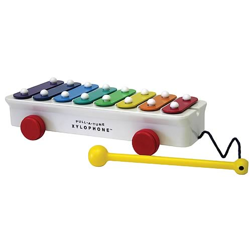 Fisher-Price Classic Pull-A-Tune Xylophone, Not Mint