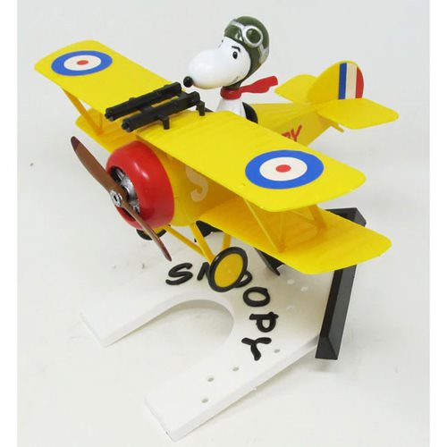 Peanuts Snoopy and his Sopwith Camel Snap-Together Plastic Model Kit