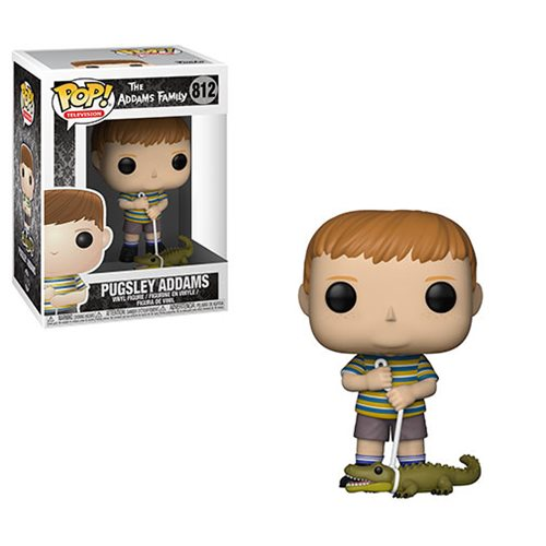 The Addams Family Pugsley Pop! Vinyl Figure