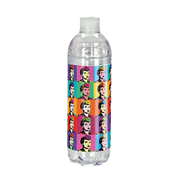 I Love Lucy Warhol Art 22 oz. Acrylic Water Bottle