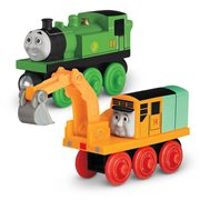 Thomas & Friends Wooden Railway Oliver and Oliver Engine Vehicles