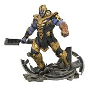 Marvel Milestones Avengers: Endgame Armored Thanos Resin Statue