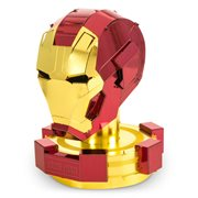 Iron Man Helmet Metal Earth Model Kit