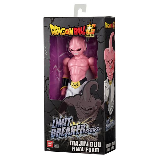 Dragon Ball Super Majin Bu 12-Inch Limit Breaker Action Figure