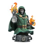 Marvel Comics Doctor Doom Bust