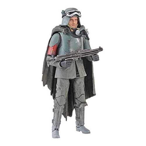 Star Wars The Black Series Han Solo Mimban Mudtrooper 6-Inch Action Figure