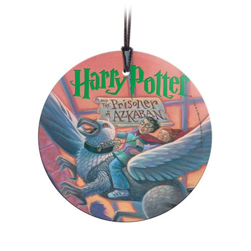 Harry Potter The Prisoner of Azkaban StarFire Prints Hanging Glass Ornament