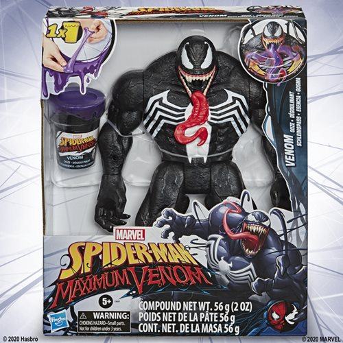 Spider-Man Maximum Venom Action Figure