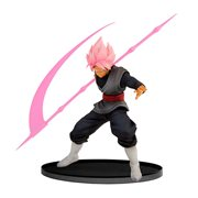 Dragon Ball Z Super Saiyan Rose Goku Black Banpresto World Figure Colosseum 2 Vol.9 Statue