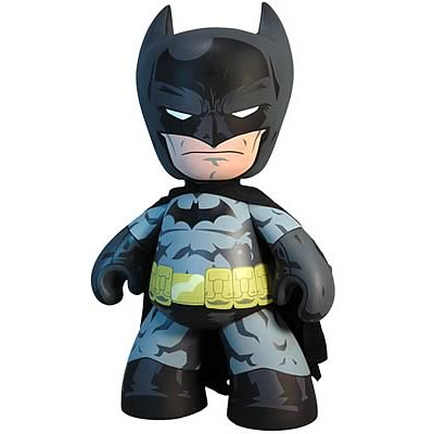 Batman Mega Scale Black Mez-Itz Figure SDCC 2011 Exclusive
