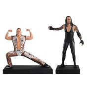 WWE Championship Collection Shawn Michaels Vs. Undertaker Figures