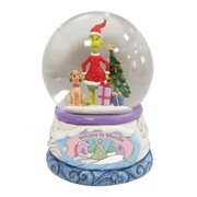 Dr. Seuss The Grinch Grinch and Max by Jim Shore Snow Globe