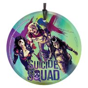 Suicide Squad Squad Girls StarFire Prints Hanging Glass Ornament