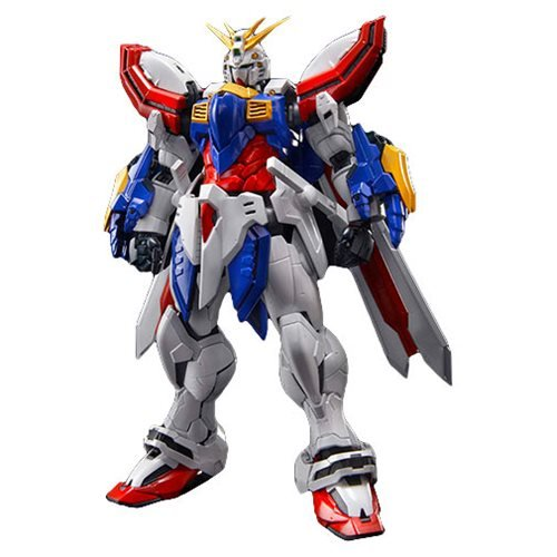 God Gundam Hi-Resolution Model Kit
