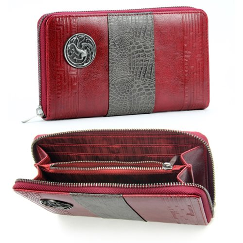 Game of Thrones House Targaryen Ladies Wallet