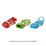 Cars Wheel Action Drivers 1:55 Scale Vehicle Case