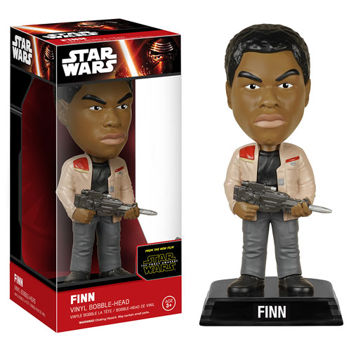 Star Wars: Episode VII - The Force Awakens Finn Bobble Head
